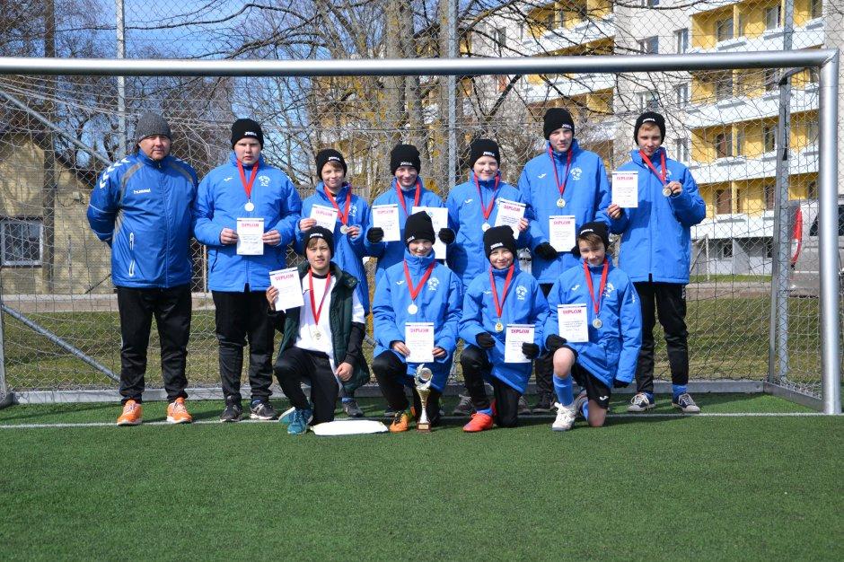 df2d5f0a290 Lihula gümnaasium võitis Läänemaa Koolispordi Liidu meistrivõistlused  jalgpallis